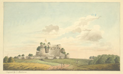 Fort of Rajanagar 1790, during the third Mysore War